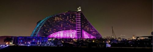 Jumeirah goes pink for Breast Cancer Awareness