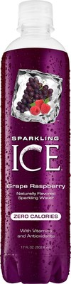 Sparkling Ice(R) Debuts New Flavor and Announces International Retail Expansion at NACS 2016