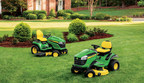 The John Deere S240 Sport and X590 Select Series(TM) are just two of several new mowers that can help give time back to your weekends this mowing season. Visit JohnDeere.com/Residential to learn more.