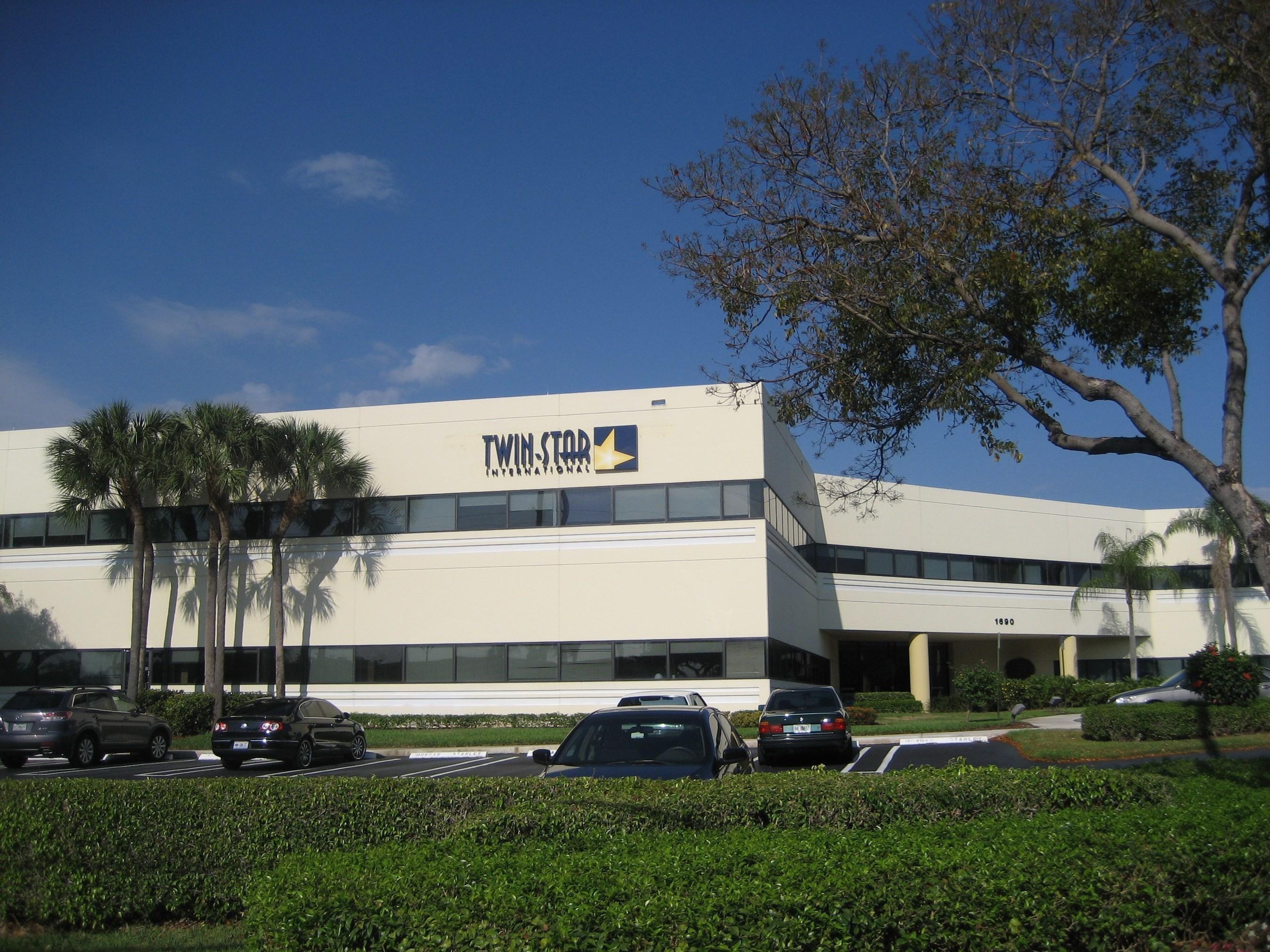 Twin-Star International Expands Headquarter Office
