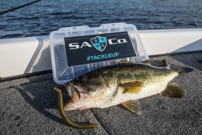 Sa co innovates the fishing world with fresh water tackle for Monthly fishing box