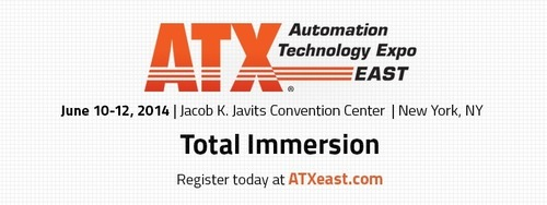 ATX East at Jacob K. Javits Convention Center. (PRNewsFoto/UBM Canon) (PRNewsFoto/UBM Canon)