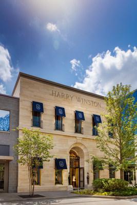 Harry Winston Salon at River Oaks District in Houston.