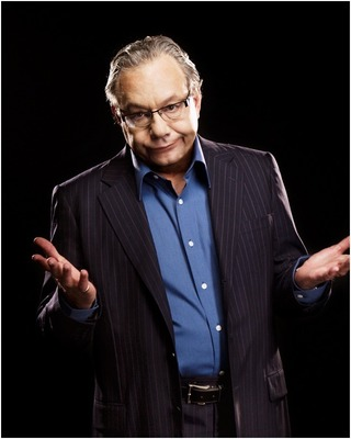 Comedian Lewis Black, known for his popular segment on Jon Stewart's The Daily Show, is using his star power to bring together some of the biggest names in show business for a variety show May 5, 2014, which will benefit the Cystic Fibrosis Foundation. (PRNewsFoto/Cystic Fibrosis Foundation)