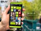 BLU Products élargit sa collaboration avec Windows Phone de Microsoft en lançant les téléphones Windows 4G LTE sur les marchés européen et indien