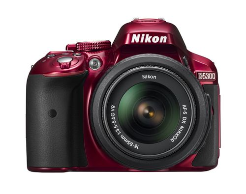 Nikon D5300 (PRNewsFoto/Nikon Corporation)
