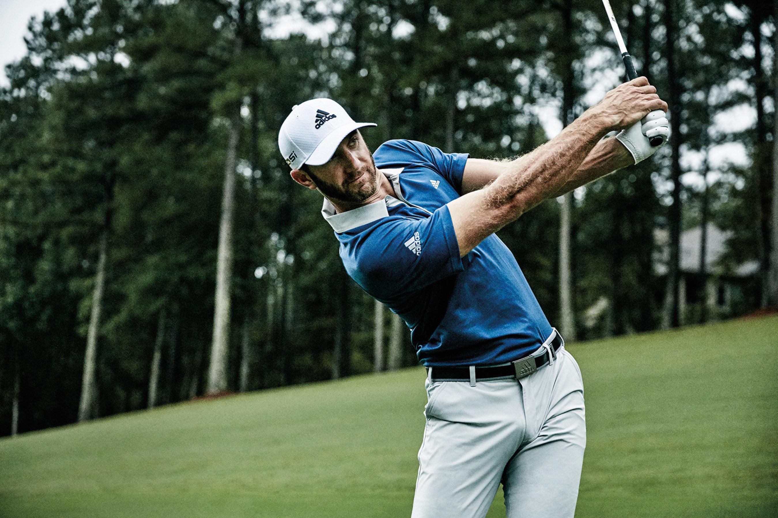 Descenso repentino Alboroto No autorizado  adidas Golf and Dustin Johnson Agree to New Long-Term Deal