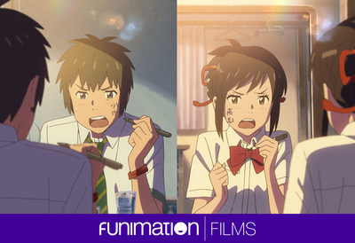 "Still from ""Your Name."" Courtesy of Funimation Films."