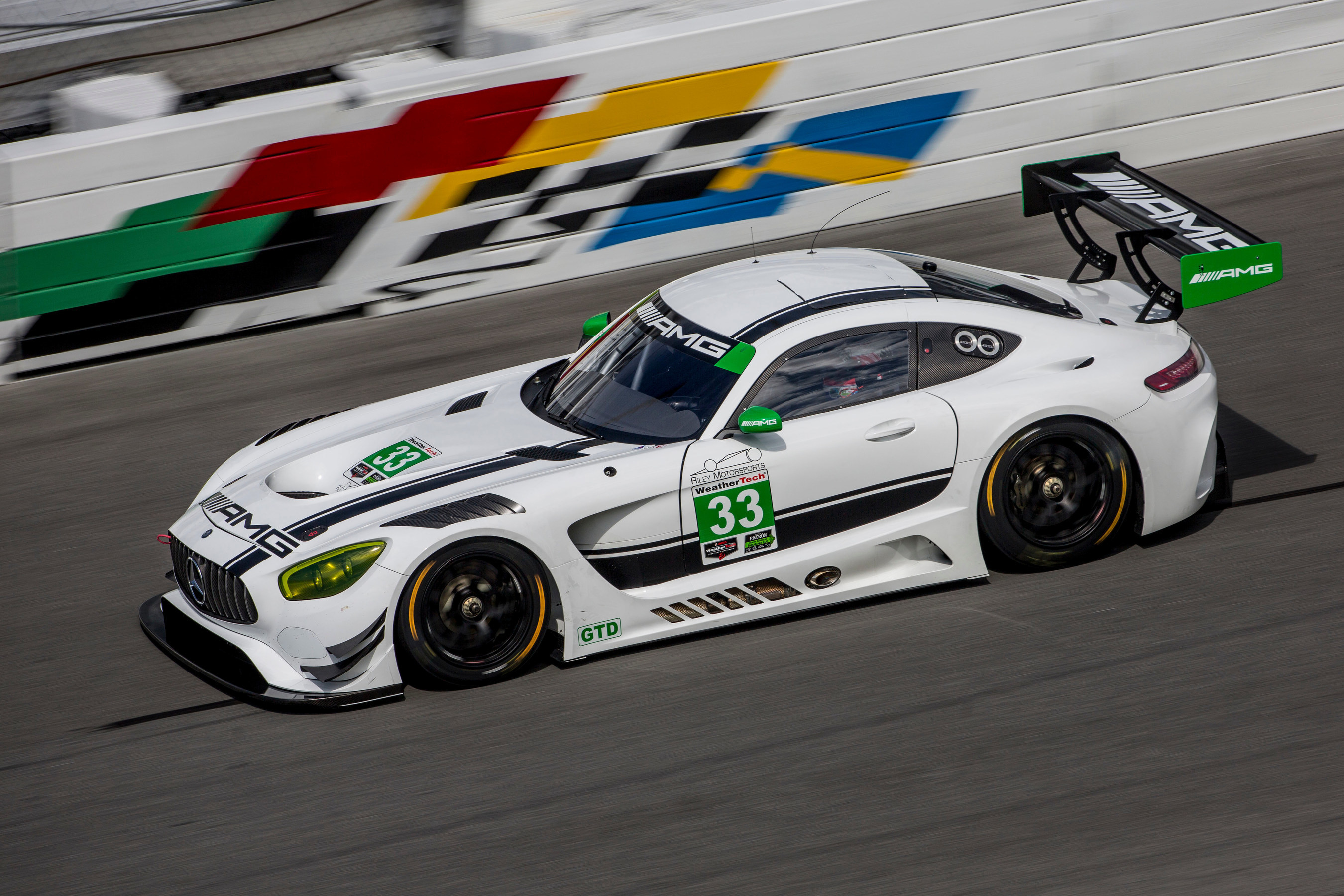 Mercedes-AMG Will Compete in 2017 IMSA WeatherTech Sports Car Championship