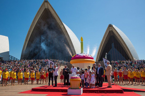 Sydney Opera House turns 40. (PRNewsFoto/Destination NSW) (PRNewsFoto/DESTINATION NSW)