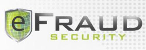 eFraud Security logo.  (PRNewsFoto/eFraud Security)