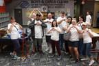 WorldVentures Representatives volunteer at Phoenix Metro area Boys & Girls Clubs on April 4, 2016.