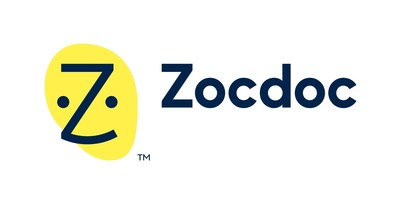 Zocdoc logo and word mark