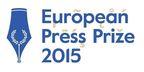 European Press Prize 2015