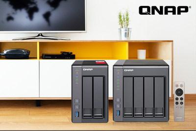The QNAP TS-x51+ series.
