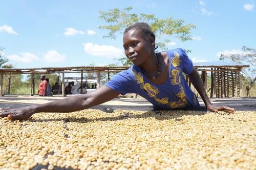 Nespresso Launches First Coffee Exported from South Sudan. (PRNewsFoto/Nestle Nespresso SA) (PRNewsFoto/Nestle ...