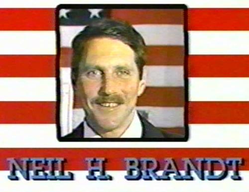 Neil H. Brandt. (PRNewsFoto/The Messiah Network)