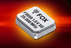 Fox Offers 1-volt Oscillators with Low Current Consumption in New Compact Package Size.  (PRNewsFoto/Fox Electronics)