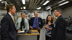 NASA Leadership Visits Southern Research Institute (PRNewsFoto/Southern Research Institute)