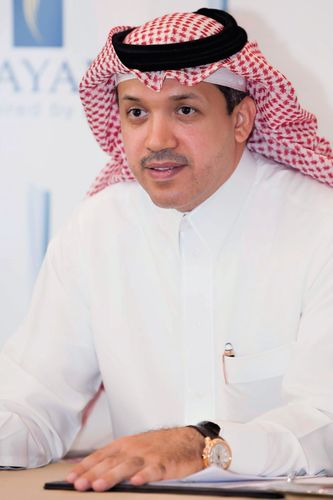 Ahmed M. Alhatti, Chairman of Cayan Group (PRNewsFoto/Cayan Real Estate)