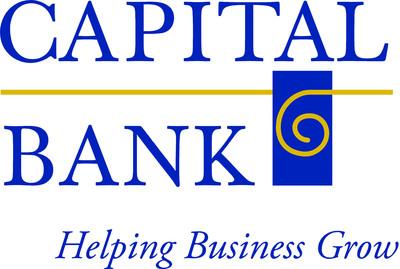 Capital Bank Logo.  (PRNewsFoto/Capital Bank)