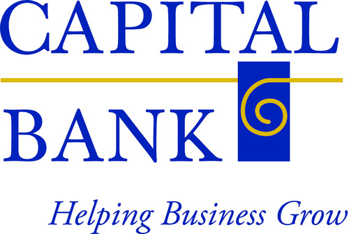 Capital Bank Logo.  (PRNewsFoto/Capital Bank)