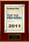 "Whyte And Associates, Inc. Selected For ""Top Tax Preparers In The Inland Empire"".  (PRNewsFoto/Whyte And Associates, Inc.)"