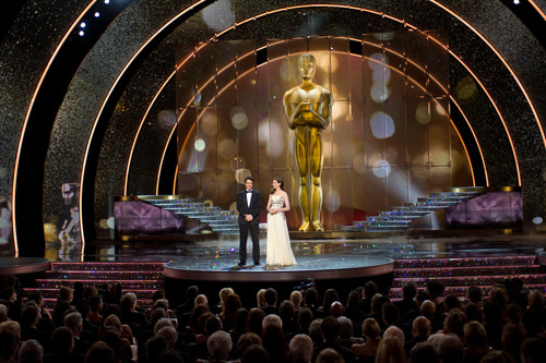 Swarovski Shined Center Stage at the 83rd Academy Awards®