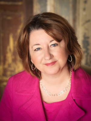 Marsha Edwards, President and CEO, The Martha O'Bryan Center, Nashville, Tennessee, Winner of the 2013 Peter B. Goldberg ARAMARK Building Community Executive Leadership Award.  (PRNewsFoto/ARAMARK)