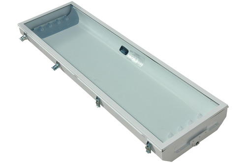 The HAL-48-4L fixture is a 4 foot, 4 lamp, hazardous location fluorescent light and a good choice for use in ...