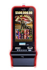 """Twentieth Century Fox Consumer Products takes a ride with Aristocrat to bring """"Sons Of Anarchy"""" to the gaming industry in new Slot Game. The new game will be shown next week at the Global Gaming Expo (G2E) in Las Vegas. (PRNewsFoto/Aristocrat Technologies Inc.)"""