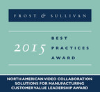 Librestream Technologies Inc. receives North American Video Collaboration Solutions for Manufacturing Customer Value Leadership Award