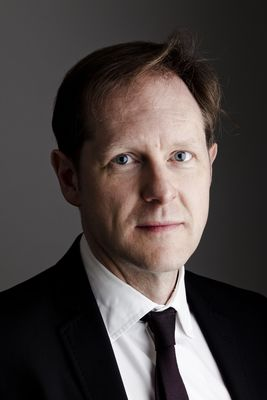 Adrian Barrick, UBM's Chief Content Officer