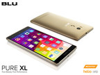 BLU Products and MediaTek Partner on the BLU Pure XL Flagship Smartphone Device, First in the US Containing MediaTek's Flagship Helio X10