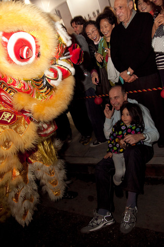 Beverly Hills, CA celebrates Chinese New Year 2014 on Rodeo Drive with a vibrant public celebration featuring ...