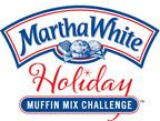 Martha White Holiday Muffin Mix Challenge logo.  (PRNewsFoto/Martha White)