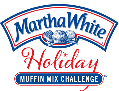 Martha White Holiday Muffin Mix Challenge logo.  (PRNewsFoto/Martha White)