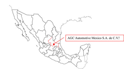 AGC Holds Groundbreaking Ceremony at New Automotive Glass Plant in Mexico