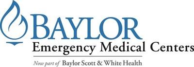 Official Baylor Emergency Medical Centers Logo