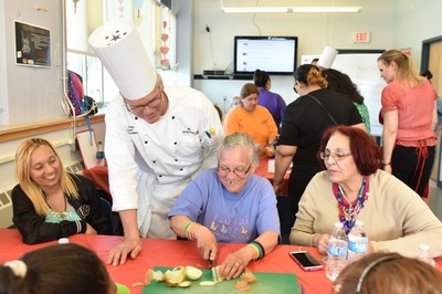 The American Heart Association and Aramark are launching a new community engagement program in three key cities -- Philadelphia, Chicago and Houston -- as part of their Healthy for Life(R) 20 By 20 initiative to improve the diet and health of millions of Americans by 20 percent by the year 2020. The pilot program, taking place throughout the spring, will track and measure the impact of attitudes and behaviors of primarily single mothers or single heads of households responsible for food and meal...