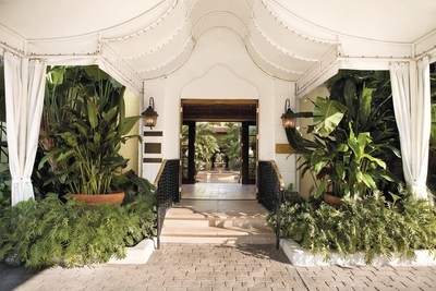 The Brazilian Court Hotel in Palm Beach celebrates its 90th anniversary.