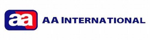 AA International Logo (PRNewsFoto/C6 Intelligence)