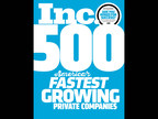 2014 Inc. 5000 list of the fastest-growing private companies in America. Available at inc.com and in Inc. Magazine's September issue. (PRNewsFoto/Inc. Magazine)