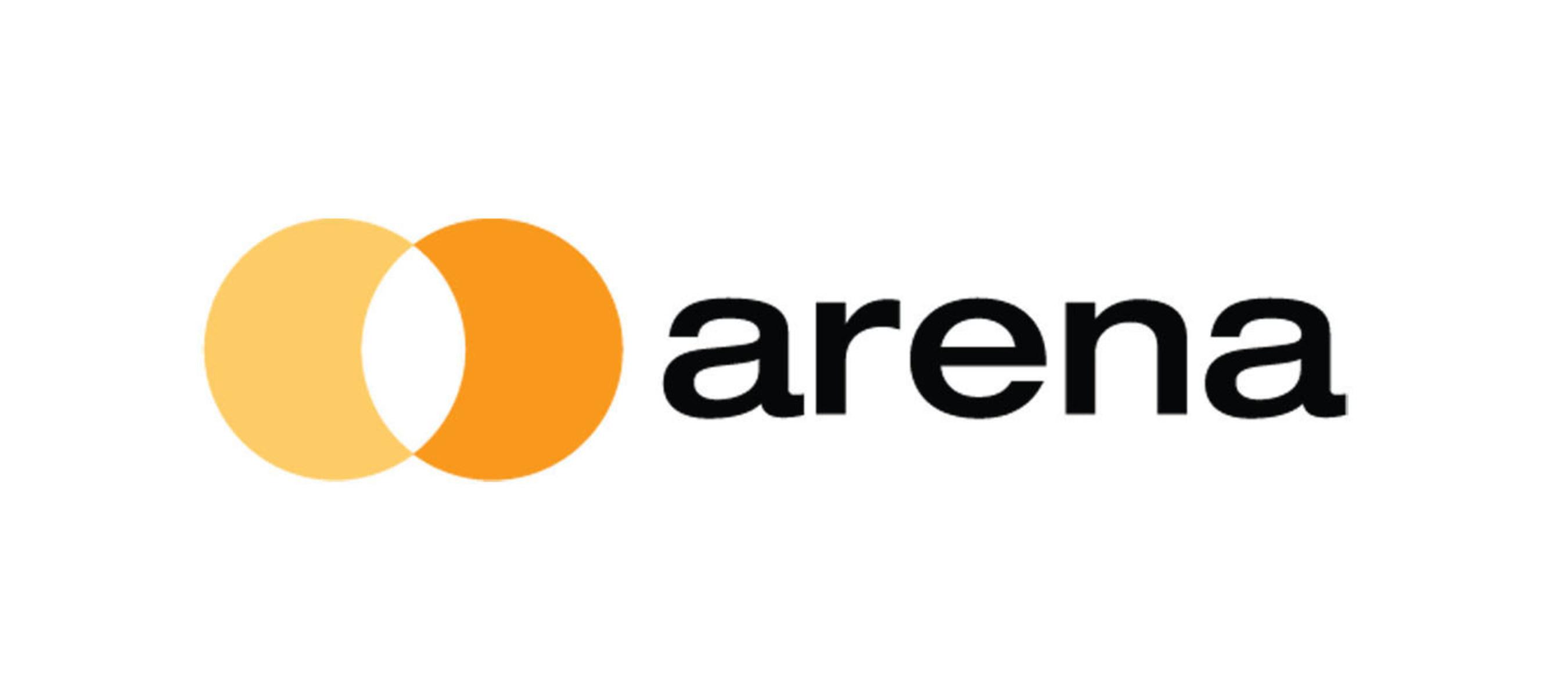 Arena Logo (PRNewsFoto/Arena Solutions)