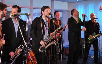 Live Music by the Pietasters.  (PRNewsFoto/Debbie's Dream Foundation: Curing Stomach Cancer)