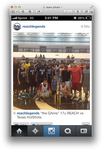 Detroit Youth Organization R.E.A.C.H./AAU Basketball Historic National Championship This Weekend
