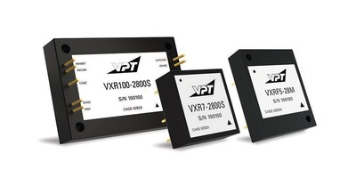 VPT DC-DC converters and EMI filter with V-SHIELD(R) packaging