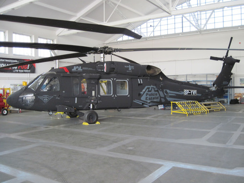 Mexican State of Jalisco Takes Delivery of S-70i™ BLACK HAWK Helicopter