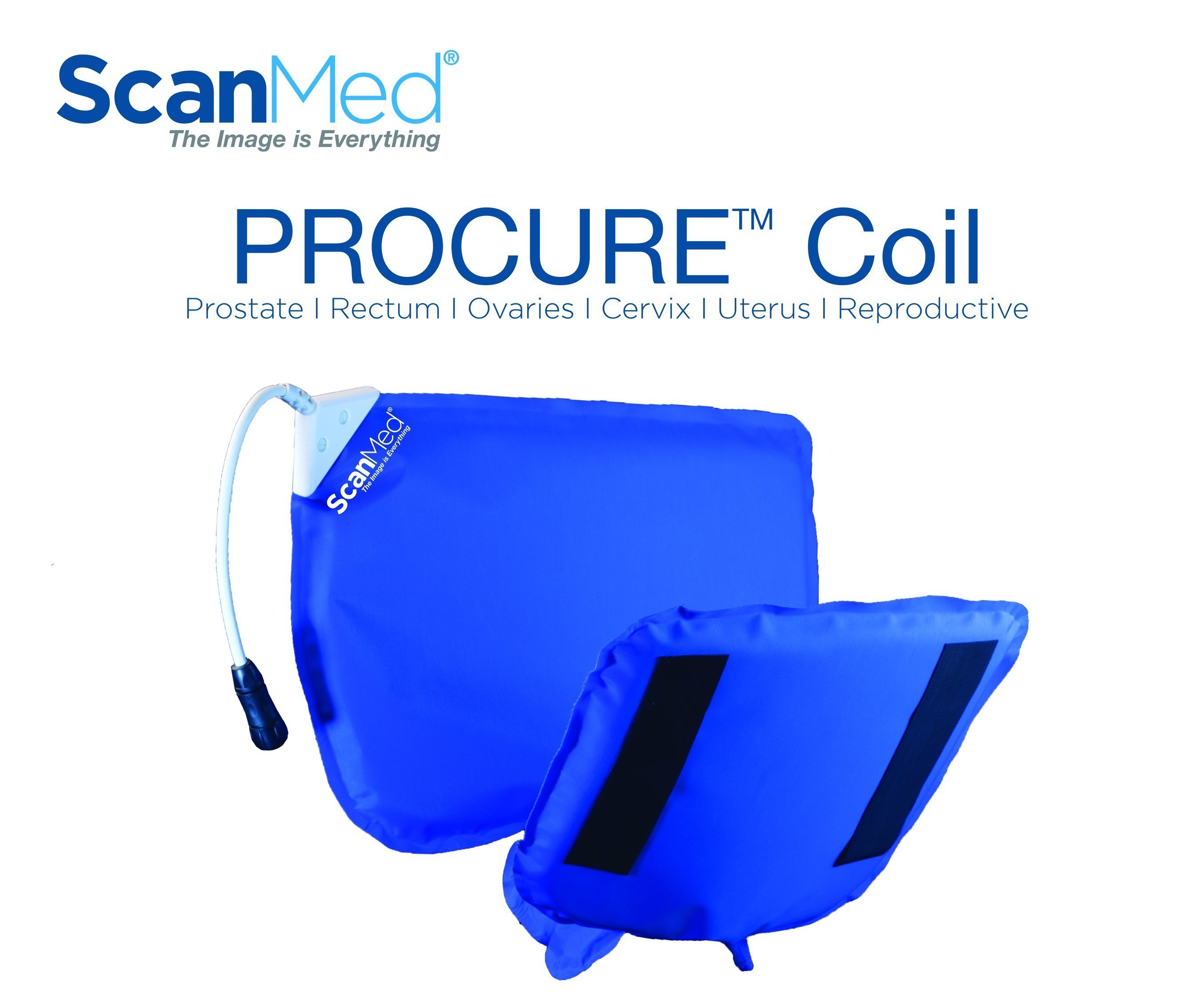 ScanMed meets global success with the world's first non-invasive, wearable prostate MRI coil, the PROCURE Coil. ScanMed CEO and inventor, Dr. Randall Jones, is awarded 11th patent for his invention.