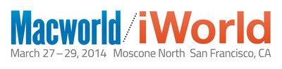 Macworld/iWorld 2014 in San Francisco from March 27-29.  (PRNewsFoto/IDG World Expo)